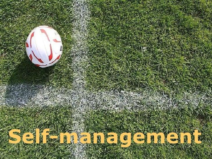 Self-management