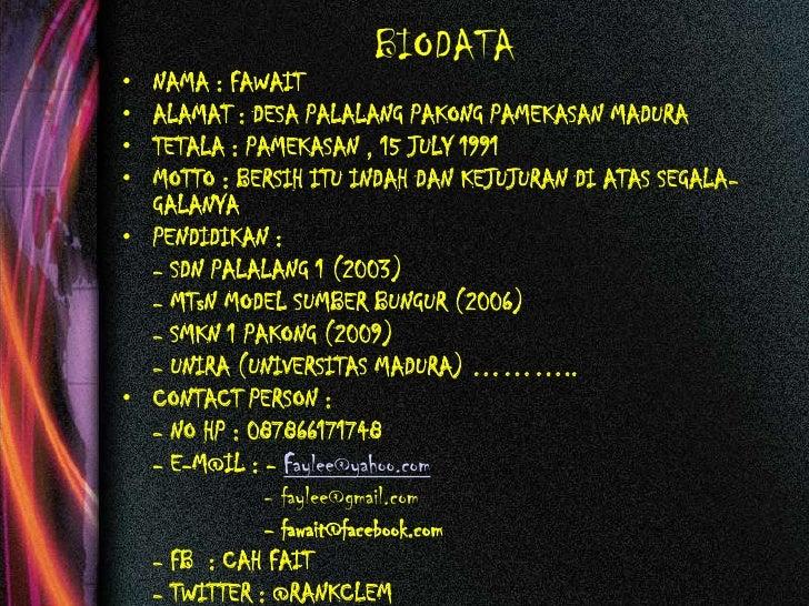 Perakitan  P C  By  Fawait