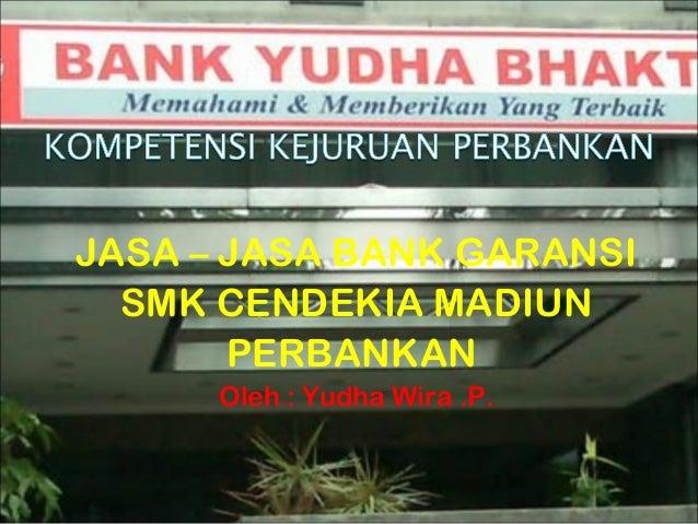 Materi Perbankan Smk