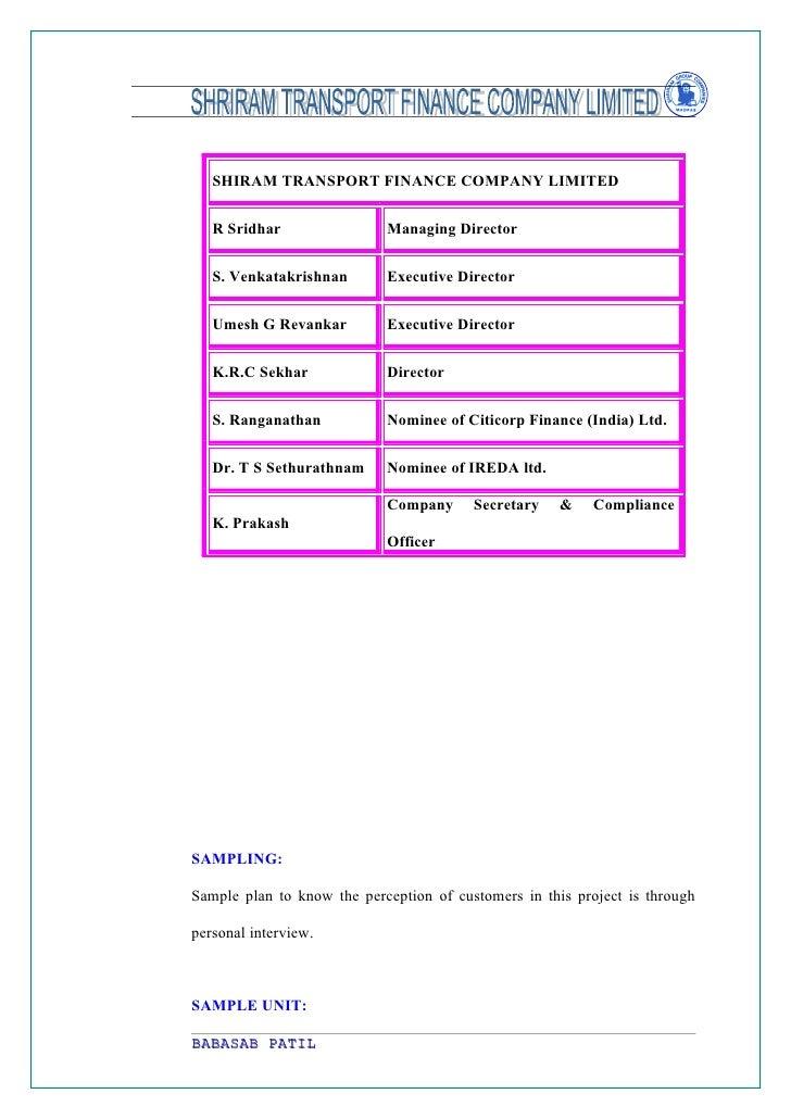 Finance Company Finance Company Limited r