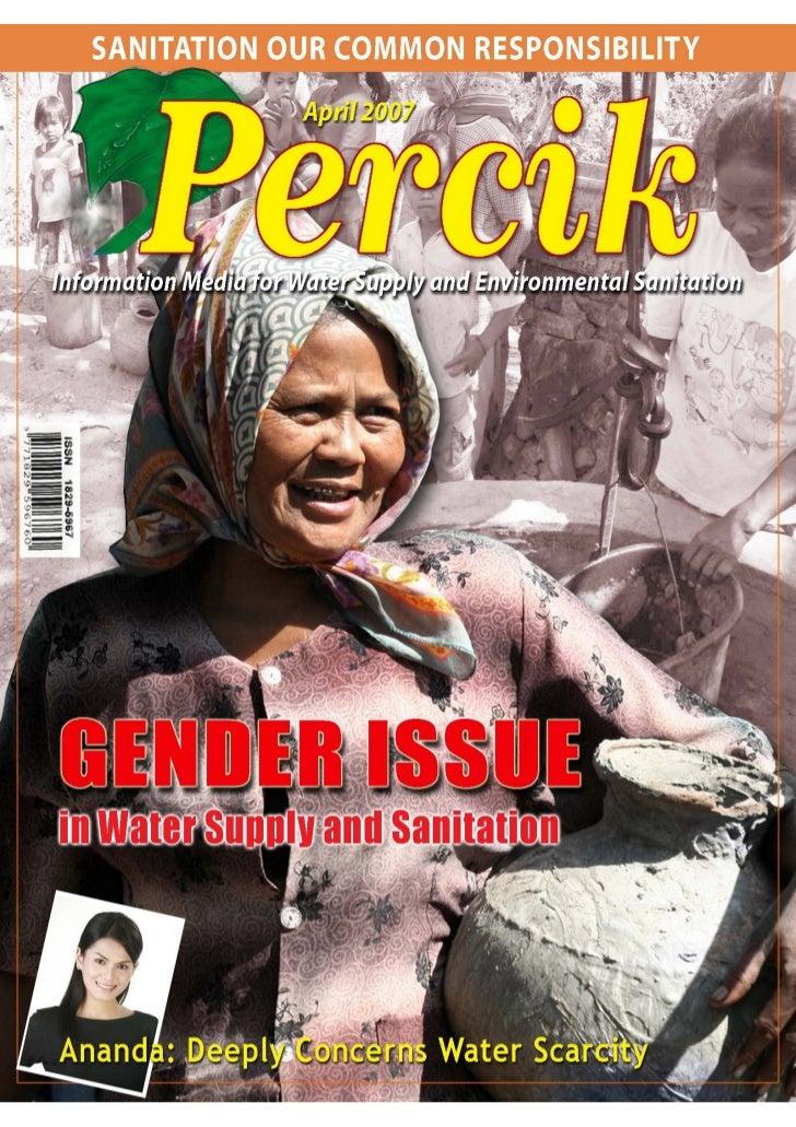Indonesia Water and Sanitation Magazine