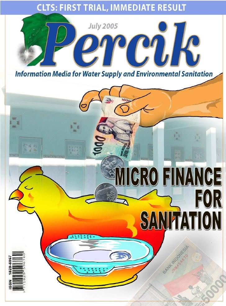 Information Media for Water Supply and          Environmental Sanitation                                                  ...
