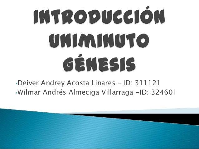 Slidecasts Uniminuto