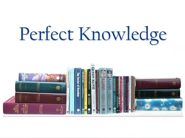 Secrets of Success   Perfect Knowledge