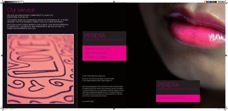 Perera brochure final