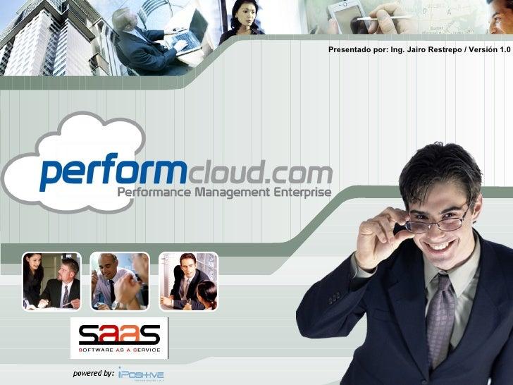 PerformCloud.com -  Performance Management Enterprise