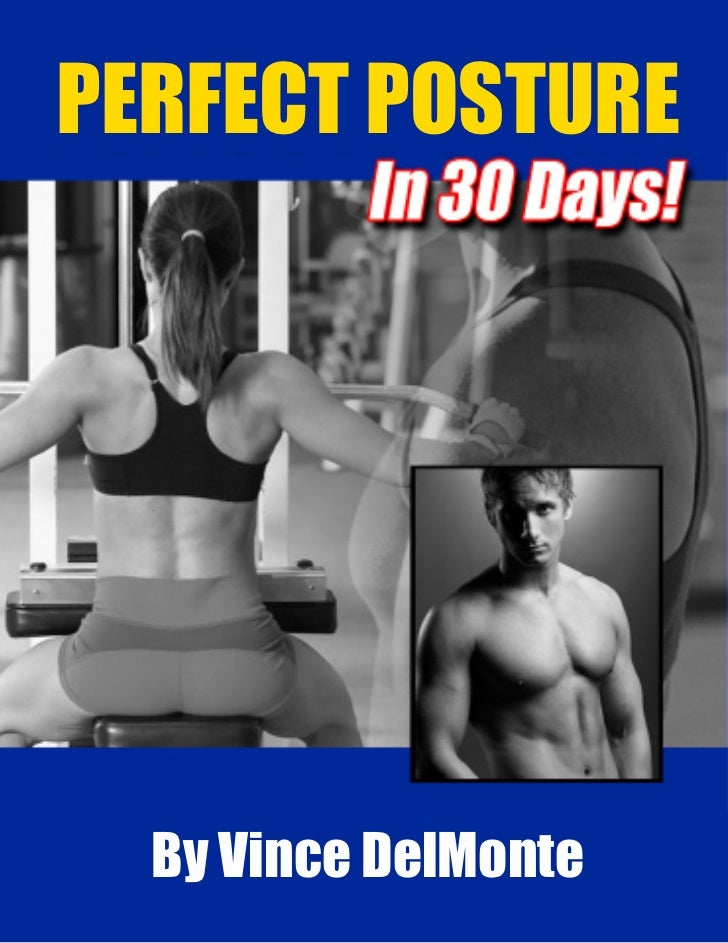 IMPROVE YOUR POSTURE IN 30 DAYS