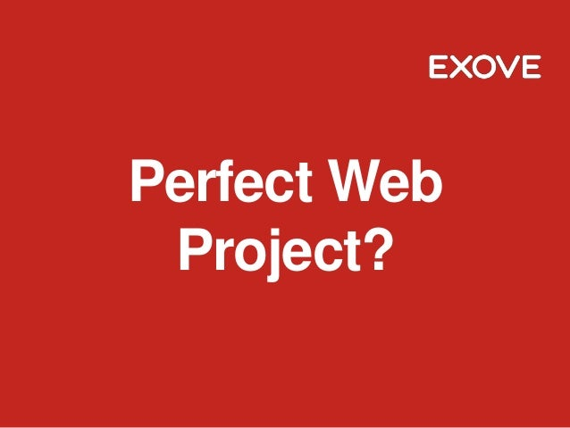 Perfect Web Project?