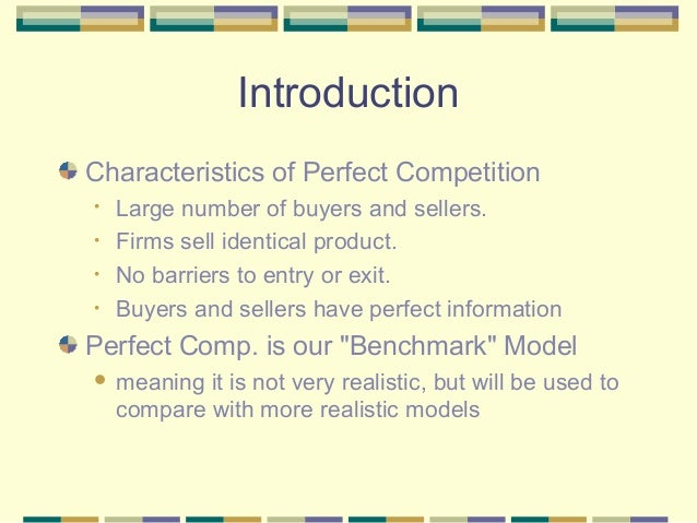 Perfectcompetition