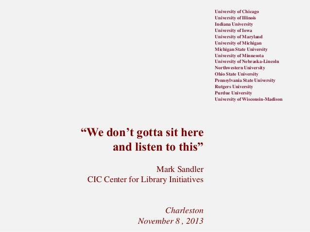 Pitch Perfect: Selling to Libraries and Selling Libraries to Non-Users