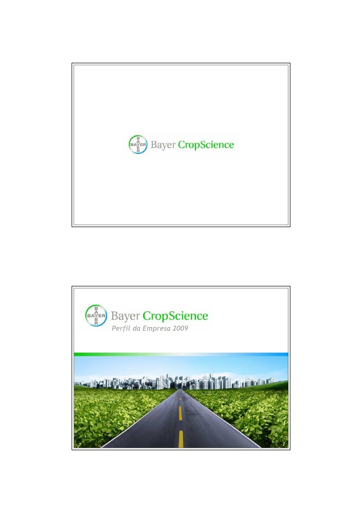 Perfil bayer cropscience