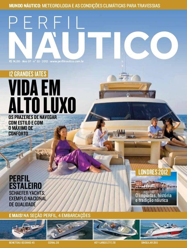 Revista Perfil Náutico ed 33