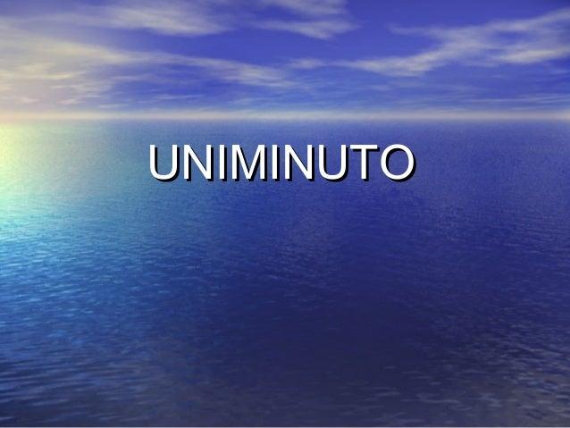 UNIMINUTOUNIMINUTO