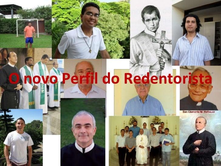 Perfil redentorista slides