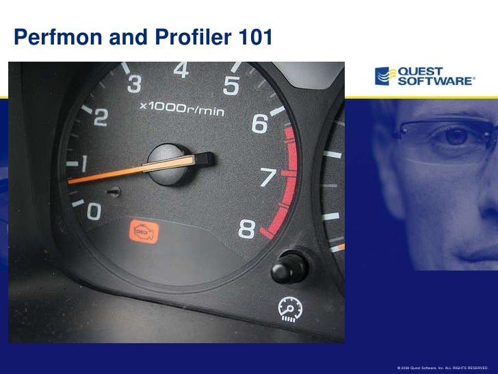 Perfmon and Profiler 101<br />