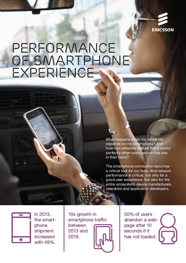 The Performance of Smartphone Experience