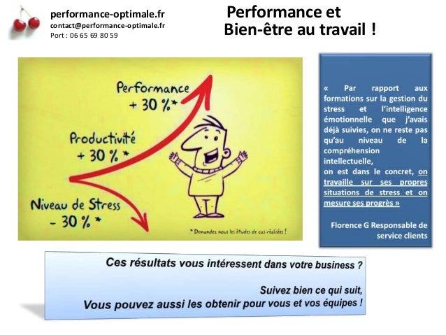 Performance etBien-être au travail !performance-optimale.frcontact@performance-optimale.frPort : 06 65 69 80 59