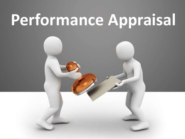 [Business Communication] [Company Name] Performance Appraisal