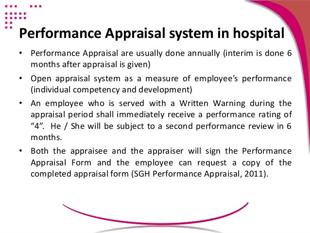 tesco appraisal performance system