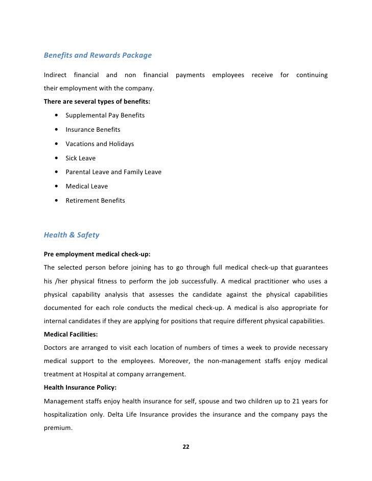thesis of employee satisfaction
