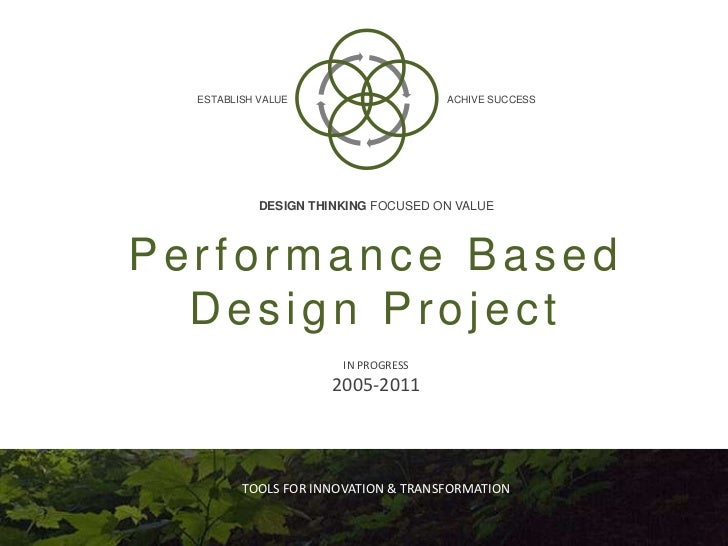 Performance Based Design Project