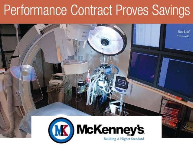 Energy Performance Contracting