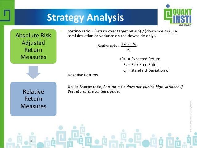 Evaluating trading strategies harvey