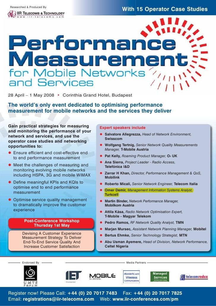 Performance Measurement 02