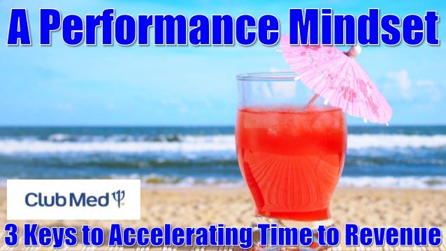 Performance Mindset
