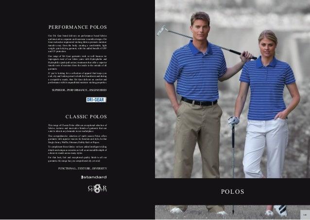 Polo Shirt Range