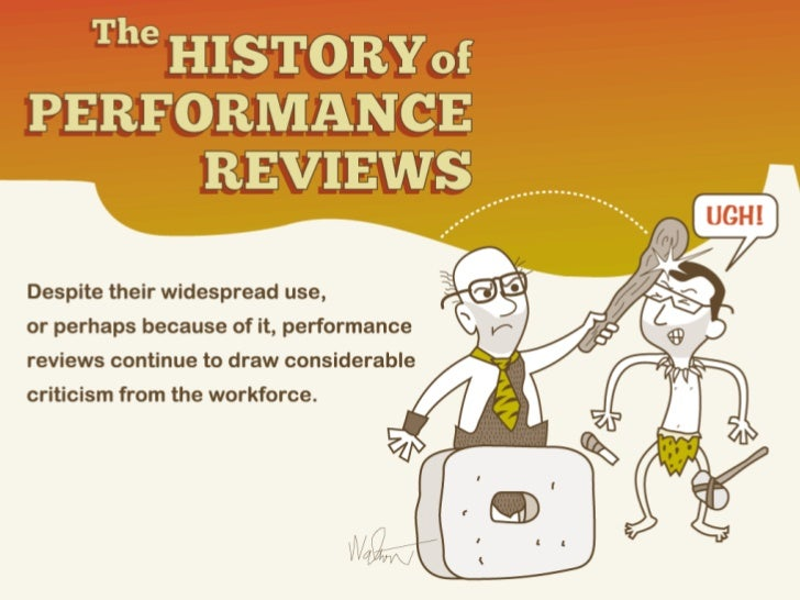 The History of Performance Reviews