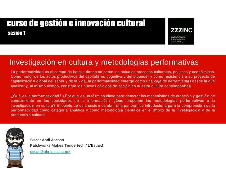 [email_address] Patchworks Makes Tendertech / L'Estruch Oscar Abril Ascaso Investigación en cultura y metodologias perform...