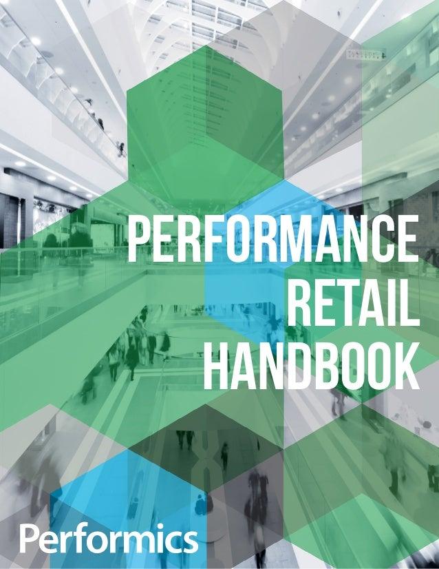 Performance Retail Handbook