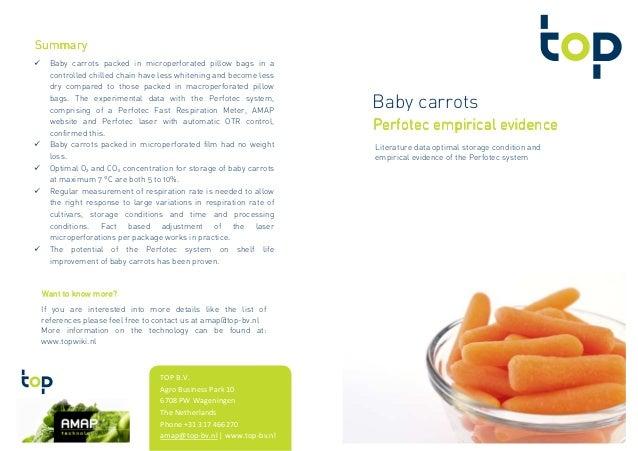 Baby carrots Perfotec empirical evidencePerfotec empirical evidencePerfotec empirical evidencePerfotec empirical evidence ...