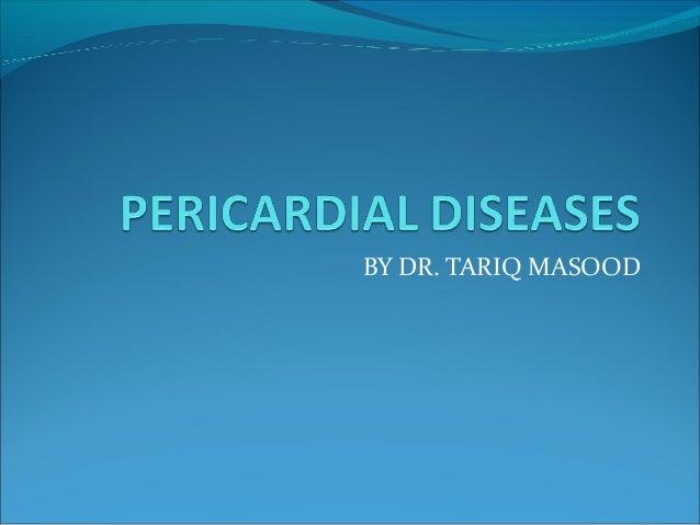 Pericardial deseases