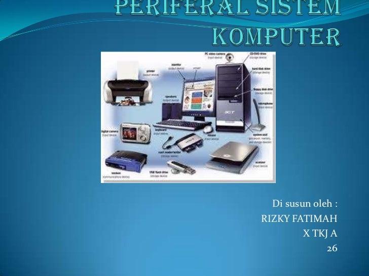 Periferal sistem komputer