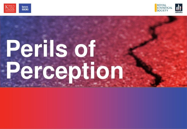 Perils of Perception: Perception Gaps