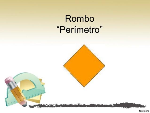 "Rombo ""Perímetro"""