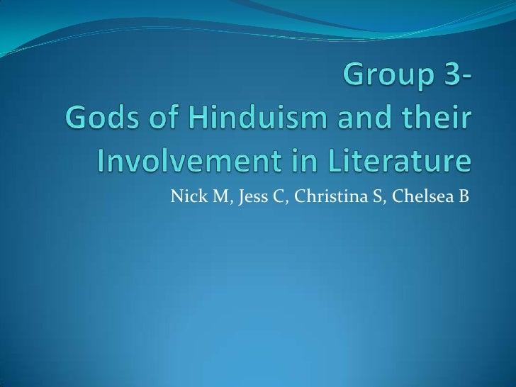 Nick M, Jess C, Christina S, Chelsea B