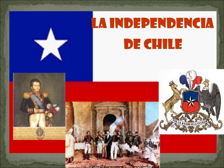 Periodos de la independencia