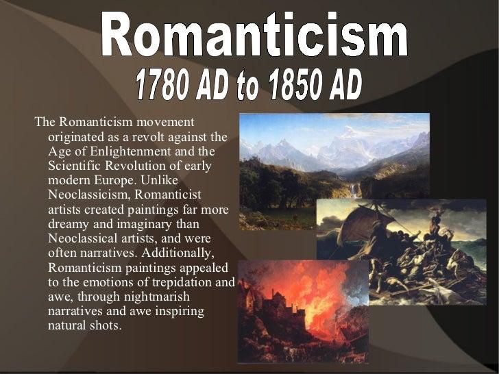 Romantic period art essay