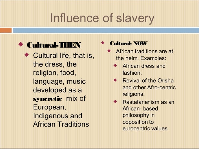 Western influence on Africa