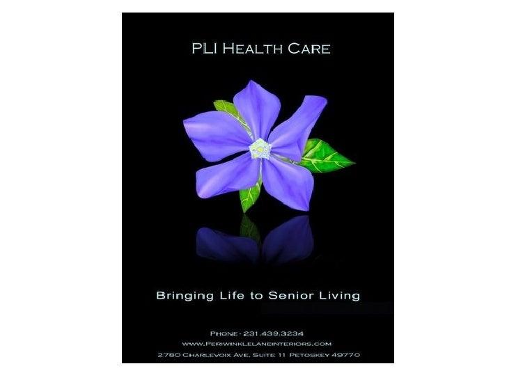 Periwinkle Senior Living Designs