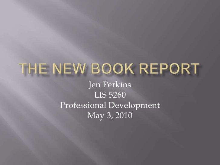 Perkins Lis 5260 Final Pd Presentation