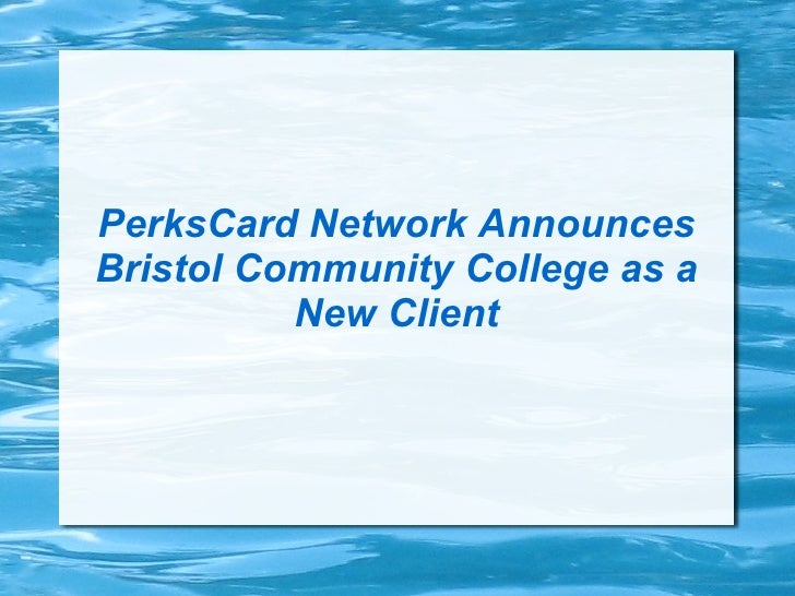 Perkscards Networks