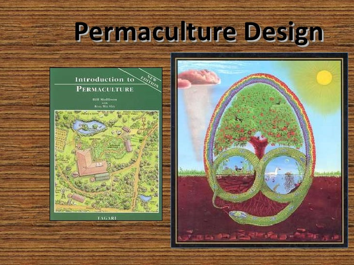 Permaculture Design<br />