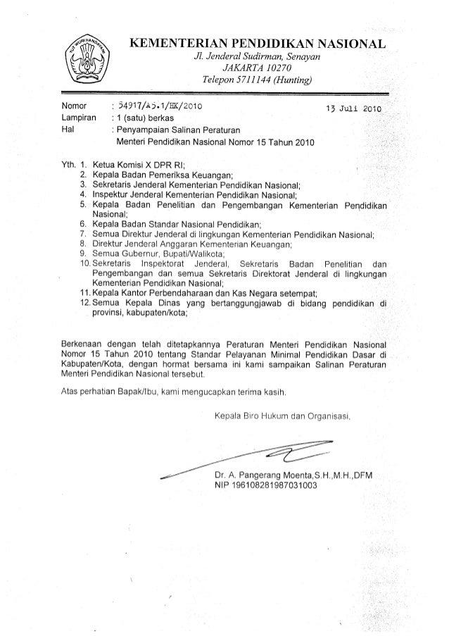 KEMEITERIAN PENDIDIKAI NASIONAL                                  Jl. Jenderal                                             ...