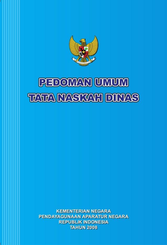 Permenpan2008 022 buku