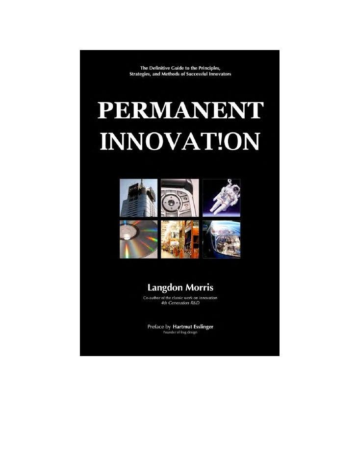 Perm Innovation
