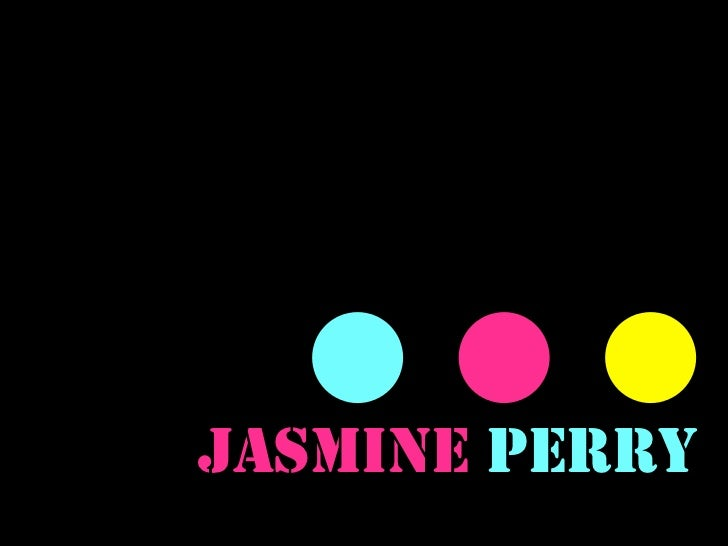 Jasmine Perry Visual Resume